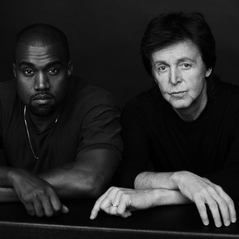 Kanye West Fans Have No Idea Who Paul McCartney Is.