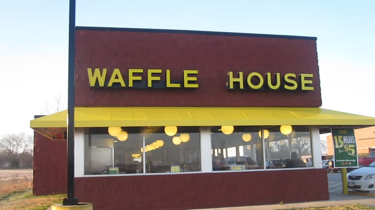 Enjoy A Candle-Lit Valentine's Day Dinner at...Waffle House.