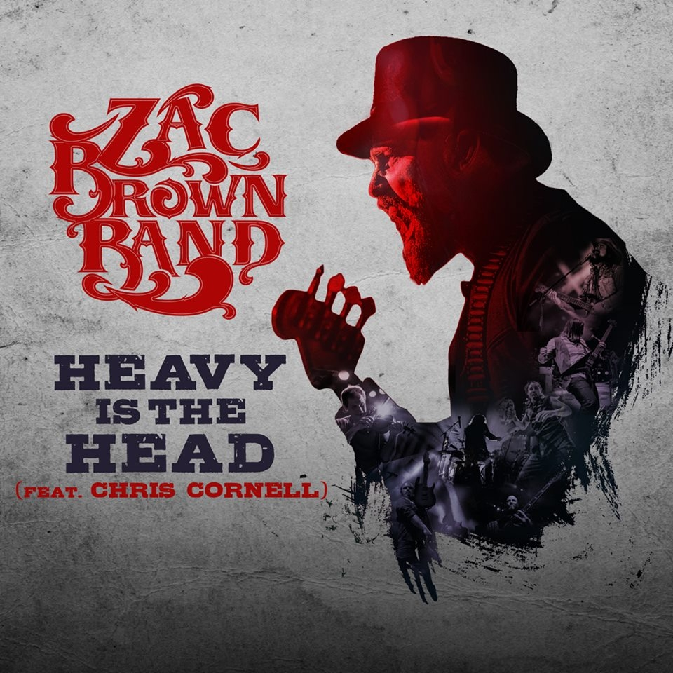 Chris Cornell Featured on Zac Brown Band's New Album