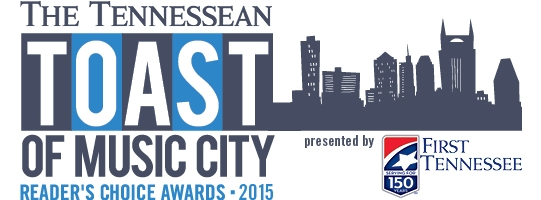 2015 TOAST OF MUSIC CITY AWARDS - FREE BEER & HOTWINGS MORNING SHOW