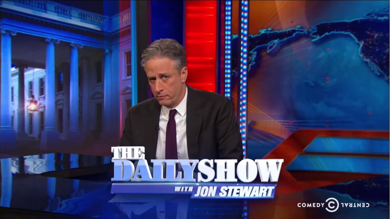 5@5: Saying Goodbye To Jon Stewart