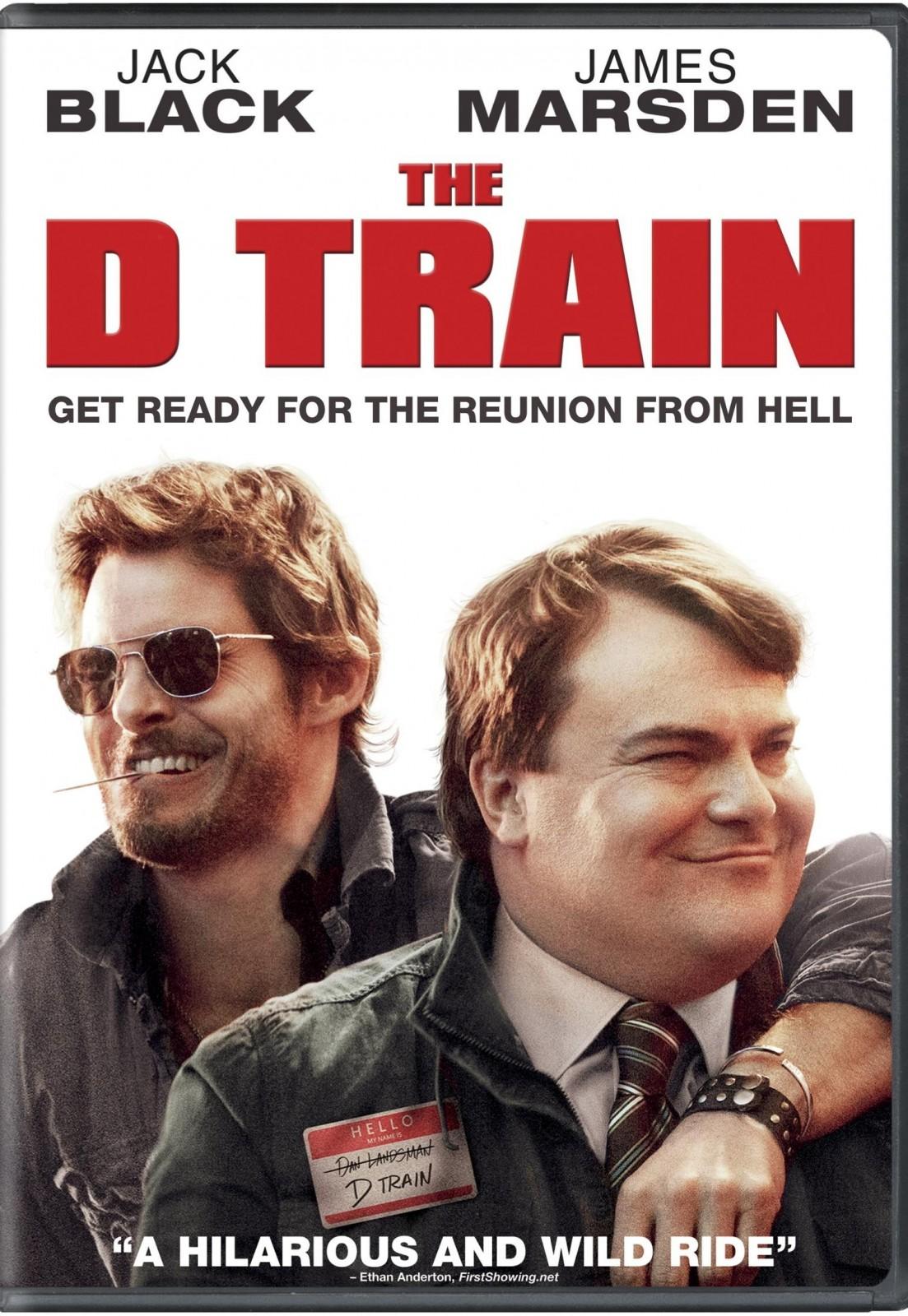 The D Train - High School Reunion, Starring Jack Black
