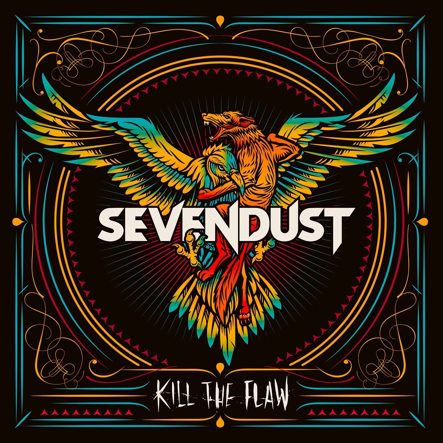 'Kill The Flaw' Earns Sevendust Career High