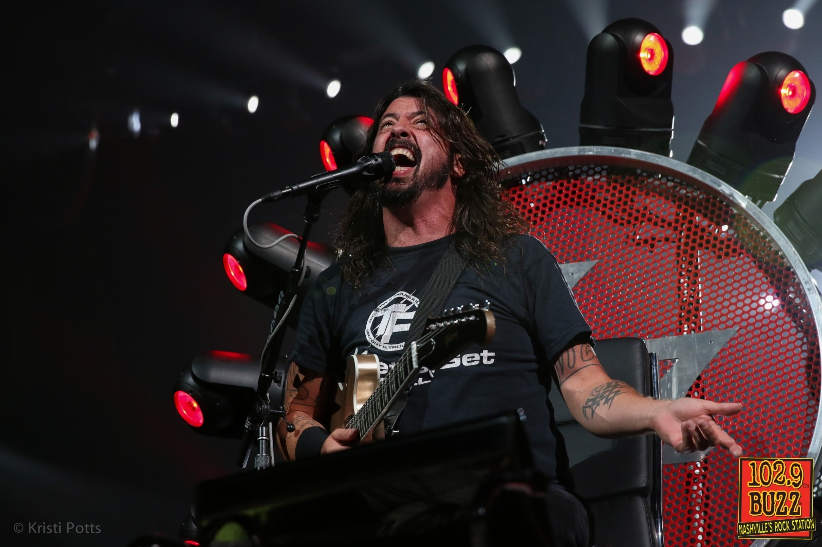 Who's the Mystery 'Biggest Pop Star in the World' on the New Foo Fighters Album?