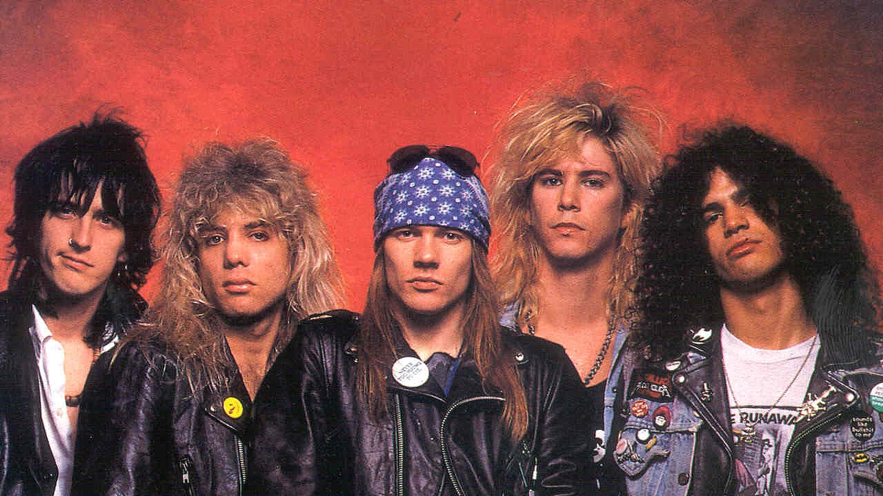 More fuel in the fire for a GNR reunion happening?