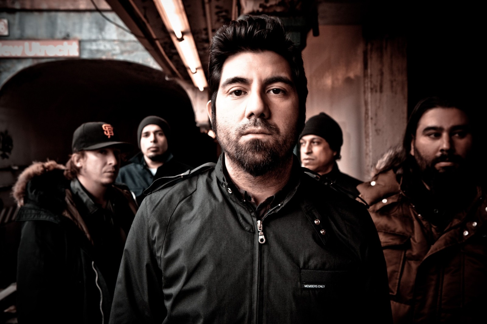 Deftones Announce New Album