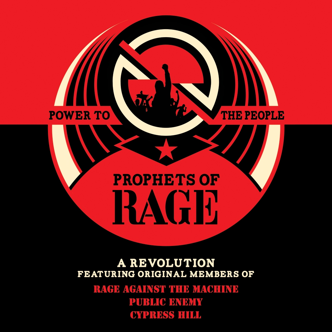 Prophets of Rage Are coming to Nashville!