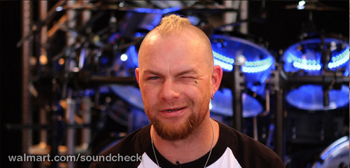 BREAKING!!!! Ivan Moody To Leave Five Finger Death Punch