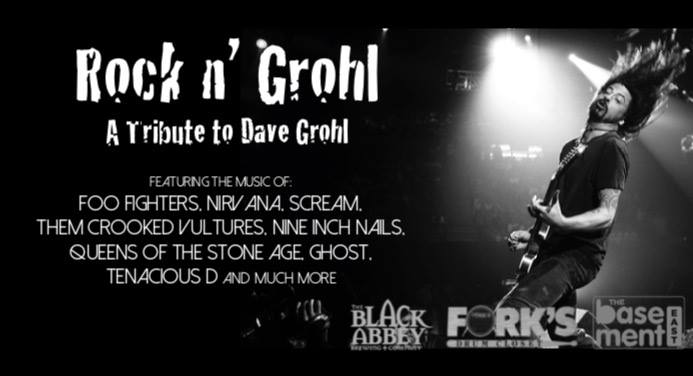 """Rock n Grohl"" show hosts All-Star Tribute!"