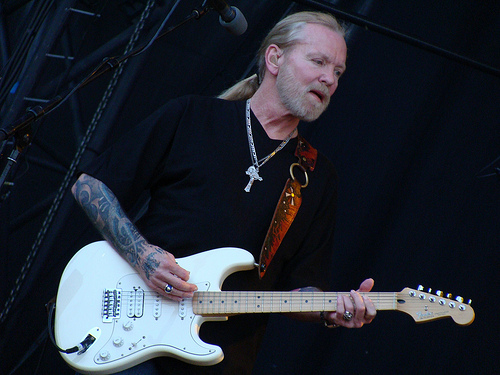 Gregg Allman Passes at Age 69