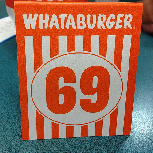Whataburger Asks Police To Stop Using Table Markers For Crime Scenes