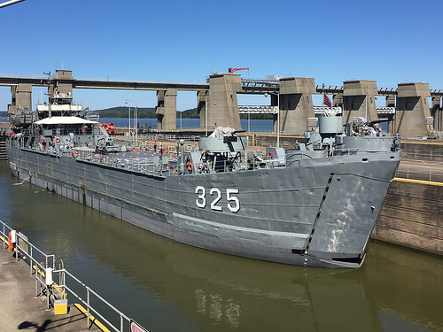 Tour WW2 Ship Used In D-Day!