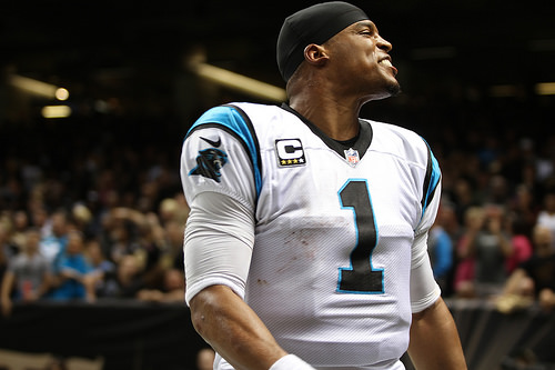 "Cam Newton is Getting Ripped for ""Sexist"" Comment to Female Reporter"