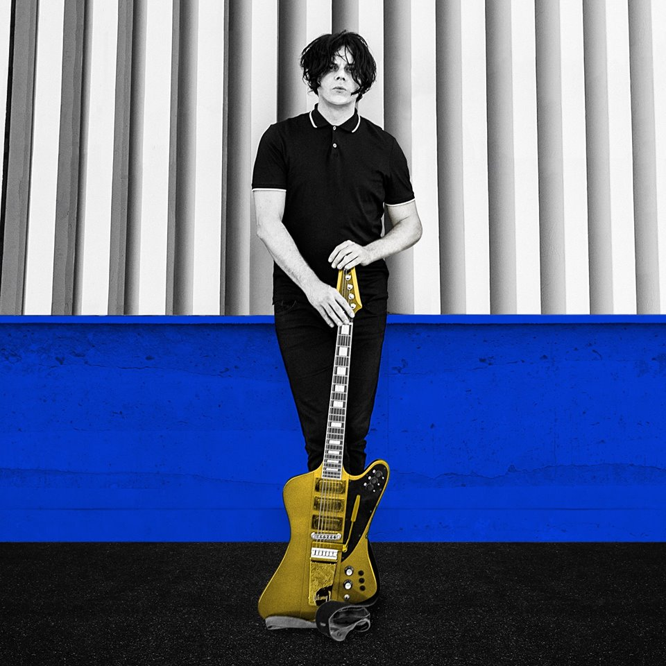 Jack White Releases Snippets of Upcoming Album!