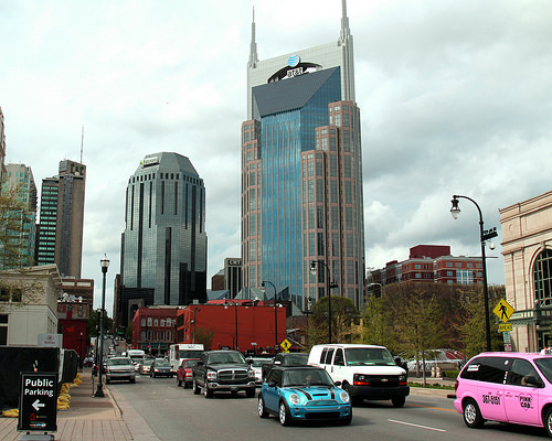 The Number of Visitors in Nashville Sets a New Record