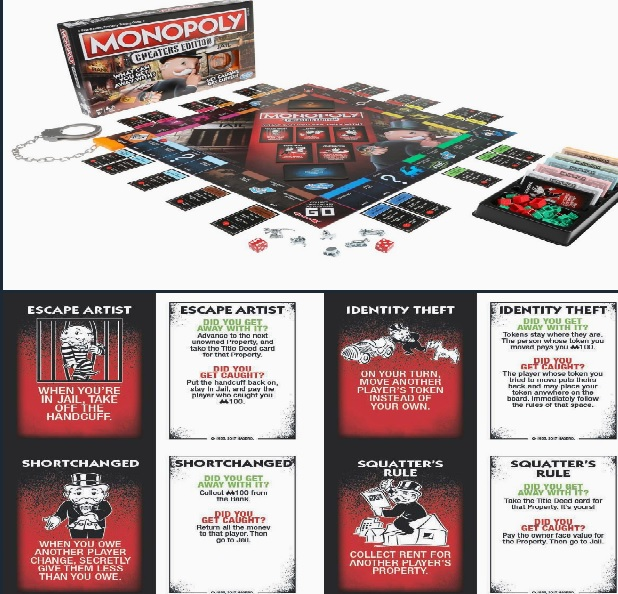 Monopoly Now Let's You Cheat!