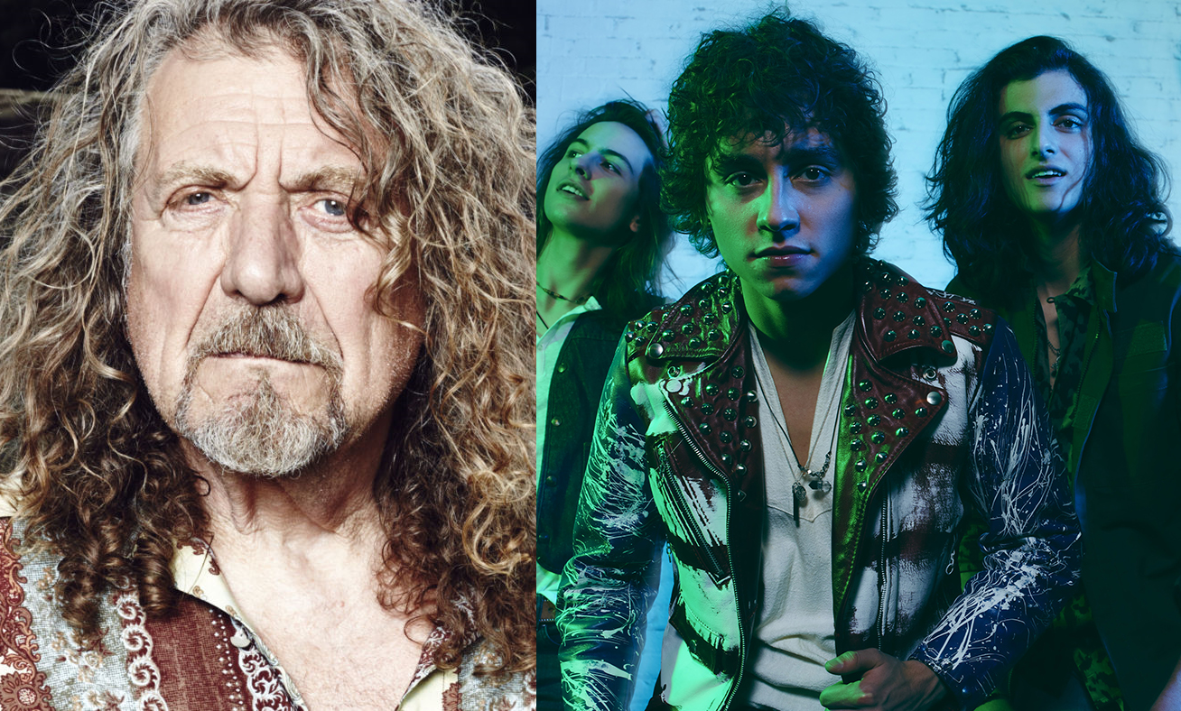 Robert Plant Speaks Out About Greta Van Fleet