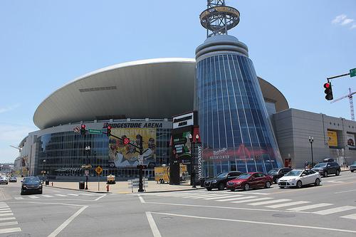 Bridgestone Arena Named Pollstar Arena of the Year