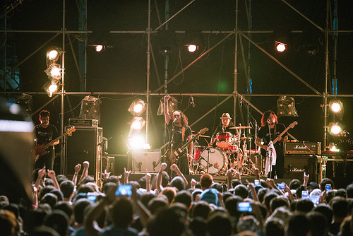 Going To Concerts Can Help You Live Longer!