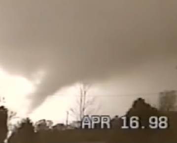 It Was 20 Years Ago Today A Trail Of Tornadoes Hit Middle TN