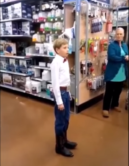The Wal-Mart Yodeler Makes His Coachella Debut (Video)