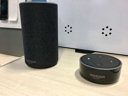 Apparently Alexa is a Two-Faced B****