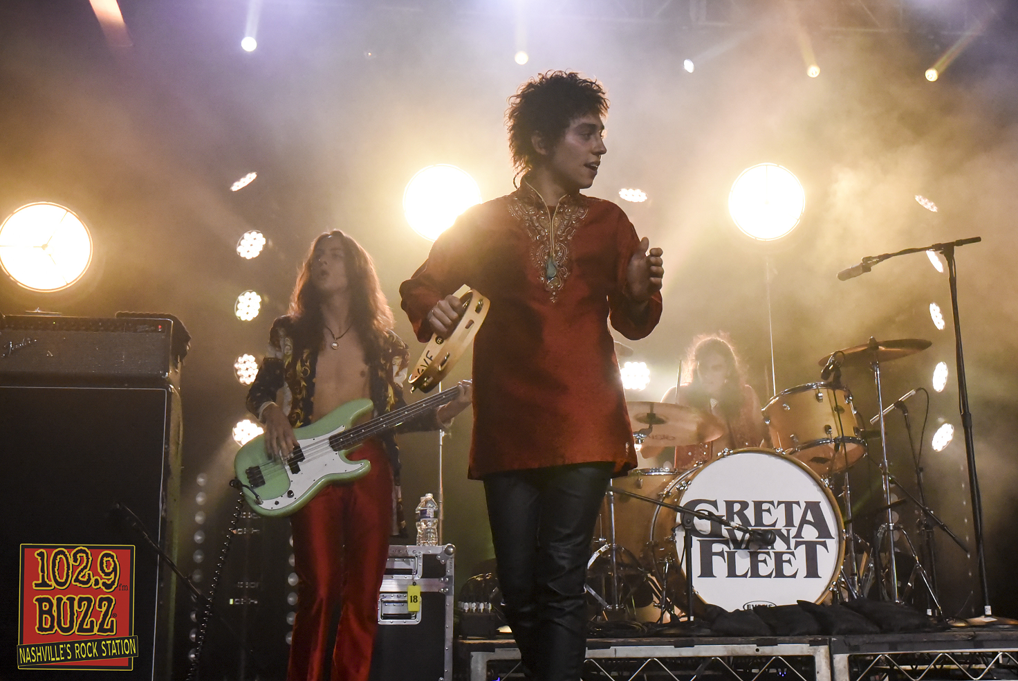 Greta Van Fleet Announces New Album 'Anthem of the Peaceful Army'
