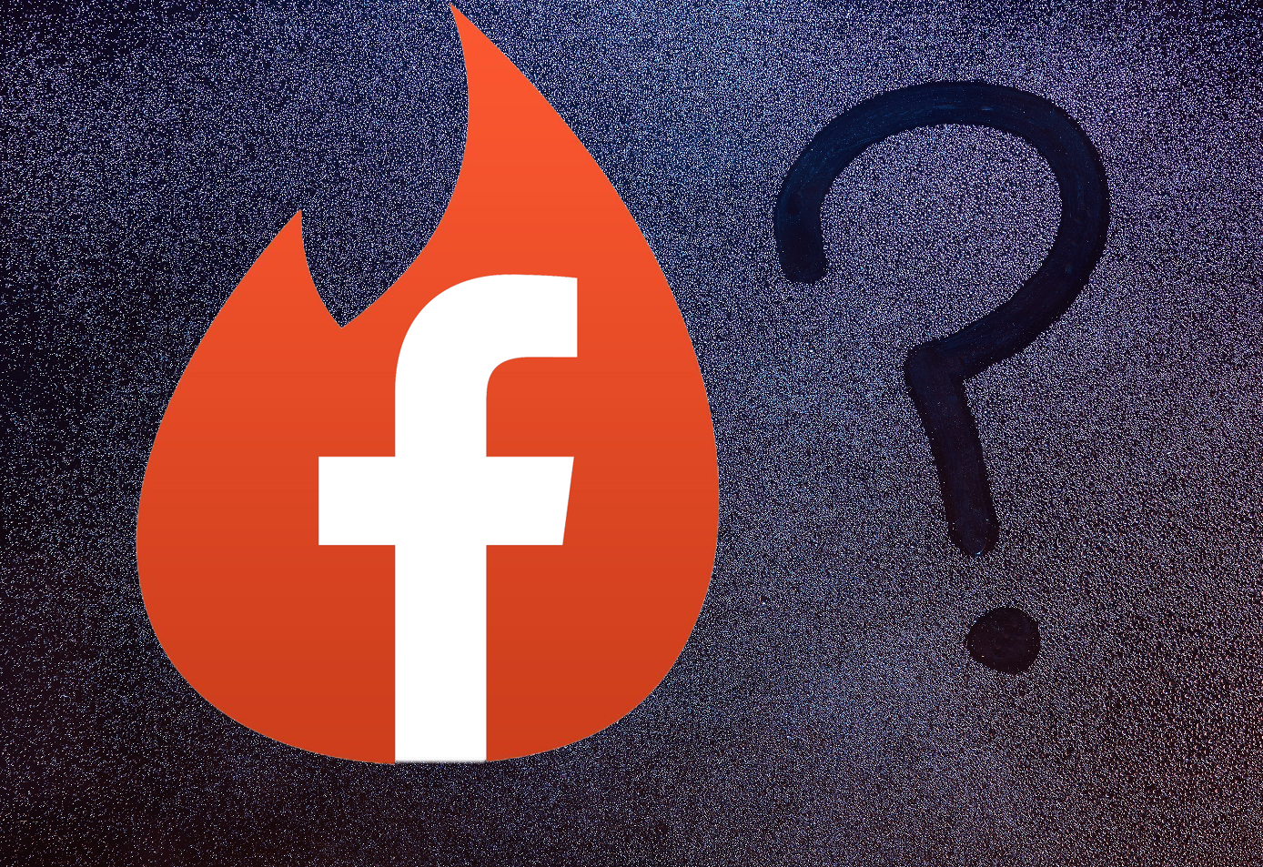 Facebook is the New Tinder?
