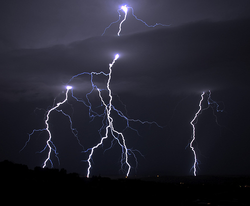 Two Men Hit By Lightning Talk About The Experience