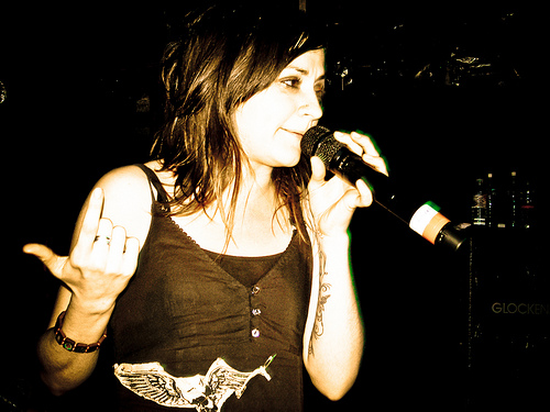 Former Flyleaf Singer Lacey Sturm Releases Third Book