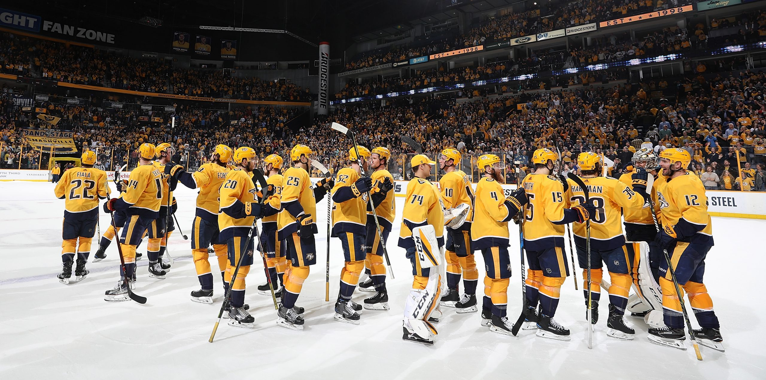Nashville Predators Release 2018-2019 Season Schedule