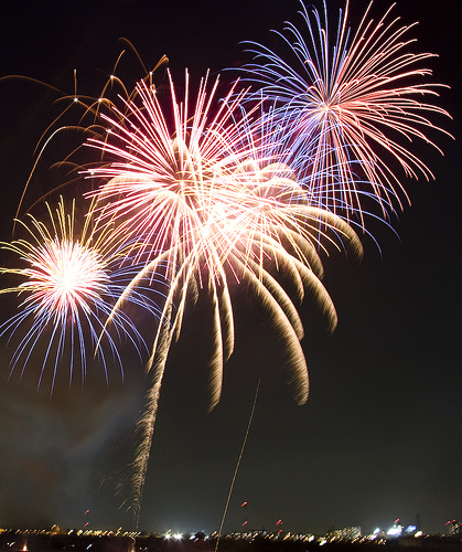Fireworks Times in Middle TN, And More Bang For Your 4th