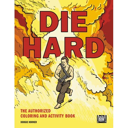 Die Hard Coloring Book?