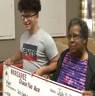 She So Petty! Auntie Threatens To Sue Nephew Over Lottery Winnings