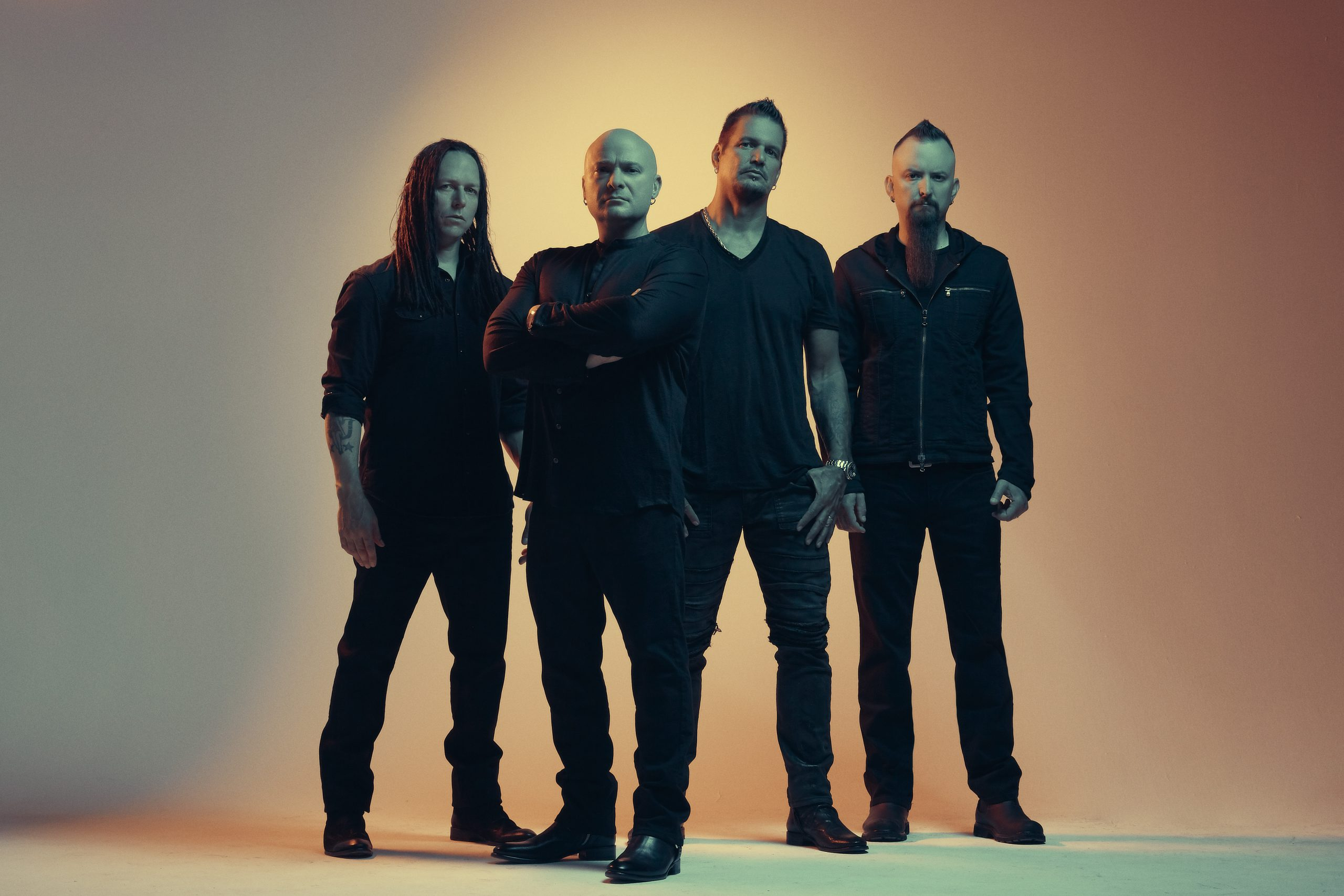 """Disturbed Releases New Track """"Are You Ready"""" From New Album Evolution"""