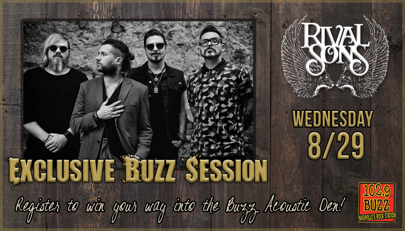 Feature: https://www.1029thebuzz.com/rivalsons-buzz-session/