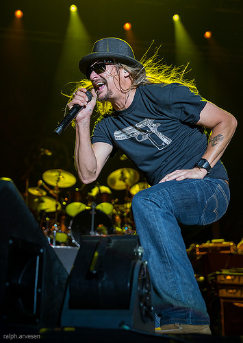 Kid Rock's 'Greatest Hits You Never Saw Coming' Drops Sept. 21st