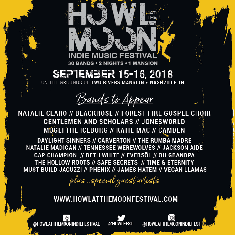 Howl At The Moon Indie Music Festival | 102 9 The Buzz