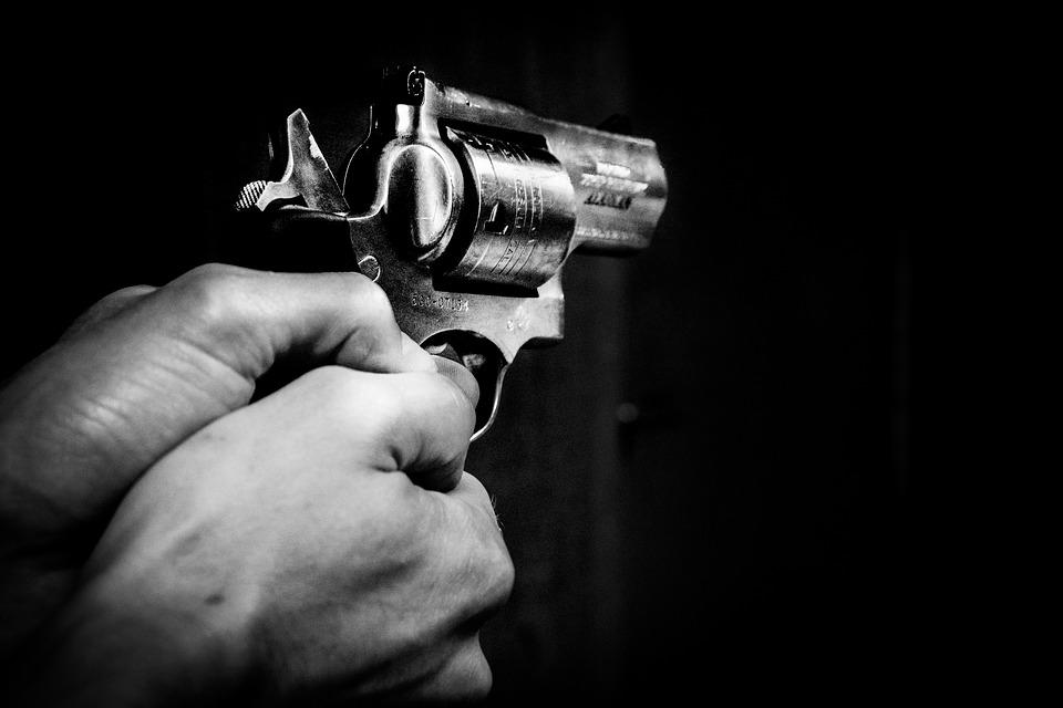A Gun Range Selfie...