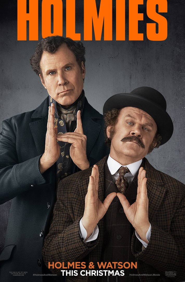 Ferrell and Reilly back together again!