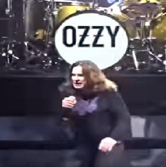 Ozzy Cancels Tour Due To More Surgeries.