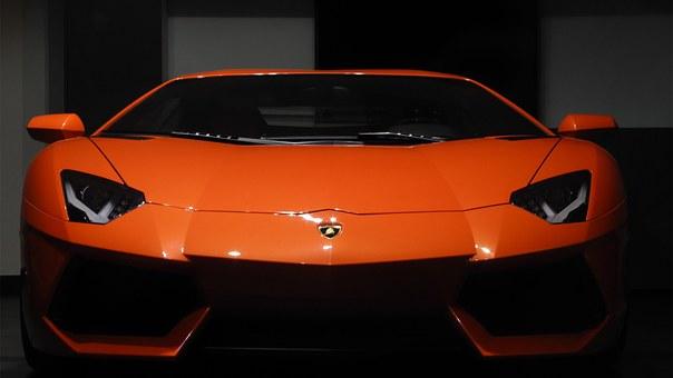 Its the Lamborghini of desks!