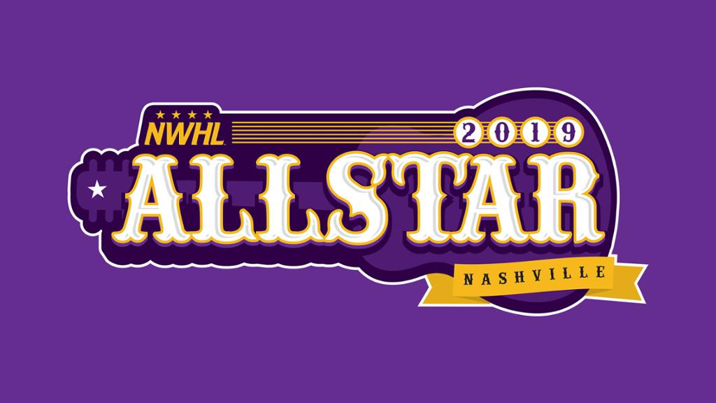 2019 NWHL All-Star Weekend Comes to Nashville!