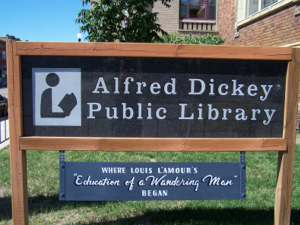 Alfred Dickey Library to Close for Renovations