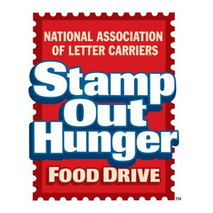 26th Annual Stamp Out Hunger Food Drive set for May 12th