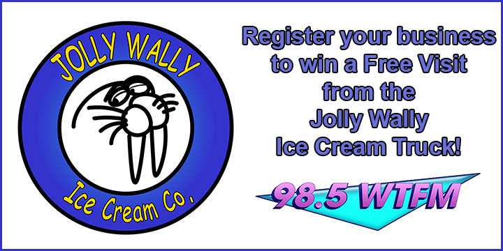 Feature: http://wtfm.com/jolly-wally-ice-cream/