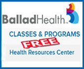 Feature: https://www.balladhealth.org/classes-programs/health-resources-centers