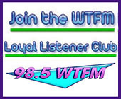 Feature: http://www.wtfm.com/wtfm-listener-club/