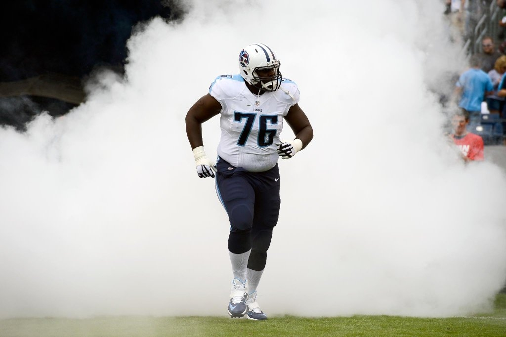Titans lose Byron Bell for the season on first day of OTAs
