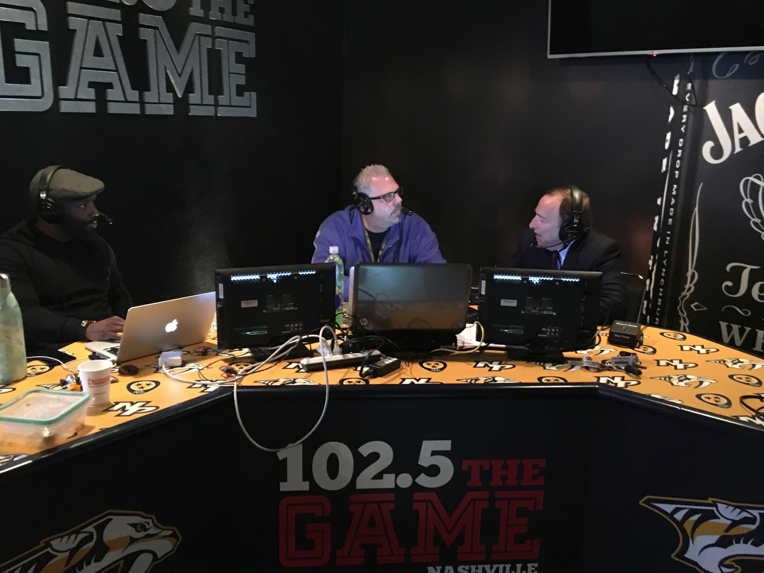 NHL Commissioner Gary Bettman Joins 3D